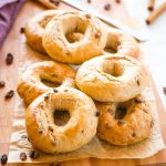 Easy Homemade Cinnamon Raisin Bagels