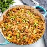 Easy One Pan Shrimp Fried Rice