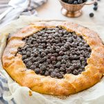 Easy Blueberry Galette