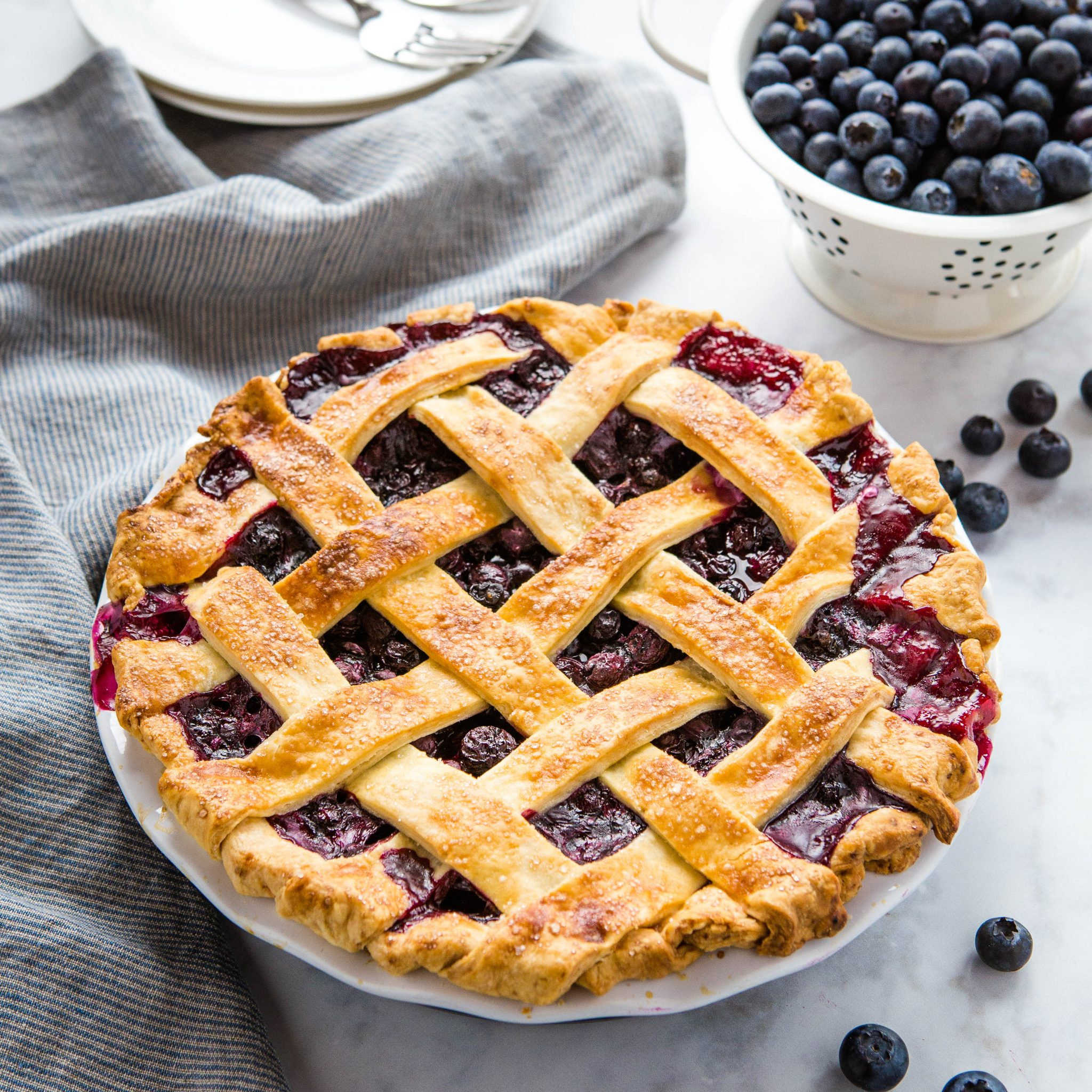Image result for Classic blue berry Pies