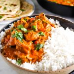 Easy Dairy Free Butter Chicken