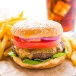 Easy Juicy Homemade Burgers