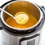 Instant Pot Creamy Butternut Squash Soup
