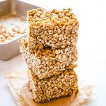 Best Ever Puffed Wheat Square