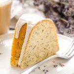 Earl Grey Vanilla Bundt Cake with Vanilla Bean Glaze