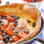 Easy Skillet Dutch Baby