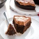 Easy Instant Pot Chocolate Cake