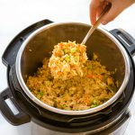 Instant Pot Fried Rice with Chicken