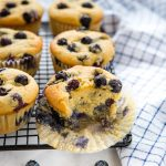 Best Ever Low Carb Blueberry Muffins