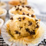 Keto Muffins with Chocolate Chips